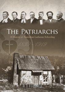Patriarchs Cover JPG