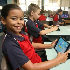LEQ Bundaberg iPads square
