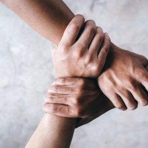 hands-together-showing-teamwork-picture-id827635514